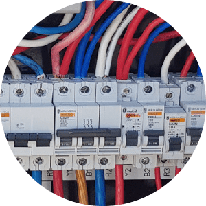 Switchboard wires