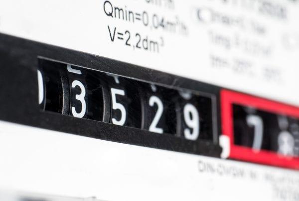 Meter board reading