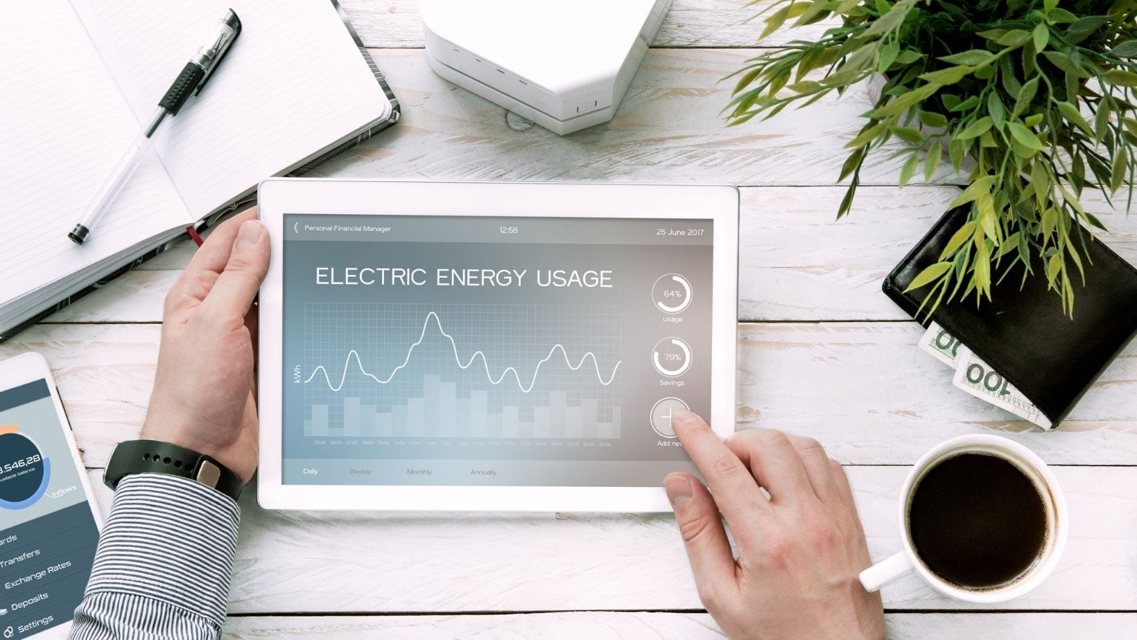 How to reduce energy usage?